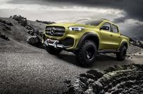 Sorry, that Mercedes-Benz pickup isn't coming to North America...