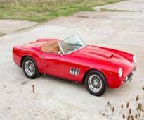 'Prettiest Ferrari' for sale at 10 million pounds