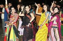 Bollywood songs, hectic lifestyle dampen garba spirit