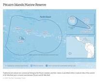 Pitcairners mark set-up of huge marine reserve