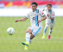 Frontale down Marinos to tighten grip on 1st place