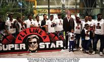 When Superstar Rajini-'Kabali'-kanth flew Air Asia