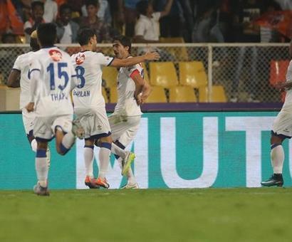 Sports Shorts: Sereno strike helps Chennaiyin beat FC Pune City; Atwal loses