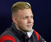 Hungarian Grand Prix: Kevin Magnussen tells Nico Hulkenberg to 's**k my b***s' in ugly post