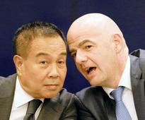 Infantino presses for 40-team WC, brings new vision to Asia