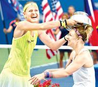 US Open 2016: Bethanie Mattek-Sands and Lucie Safarova win women's doubles title
