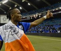 Drogba bids Montreal farewell after final home game