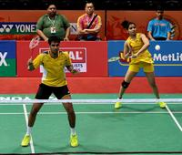 Pranaav-Sikki reach semis; Srikanth, Prannoy lose in Japan Open