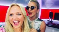 Lady Gaga and Baby Spice sing a Spice Girls duet IRL!