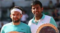 Australian Open: After Sania Mirza, Bopanna reaches second round with partner Mergea