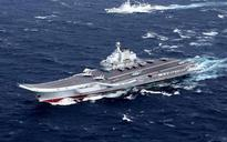 Taiwan scrambles jets, navy as China aircraft carrier enters Taiwan Strait