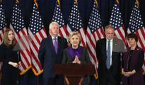 Transcript: Hillary Clinton Concedes To Donald Trump
