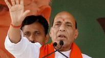 Pak sending drugs to Punjab, will face dire consequences: Rajnath