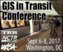 Abstracts Invited for GIS in Transit Conference