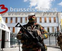 Brussels bomb scare