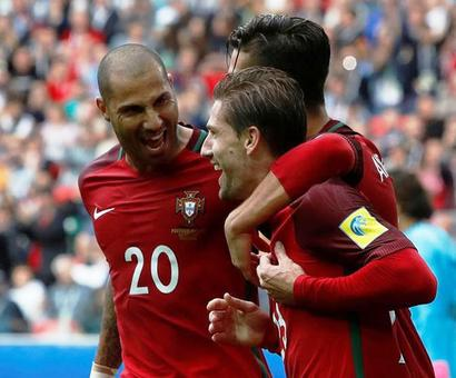Confederations Cup: Third-place finish for Portugal, beat Mexico 2-1