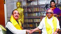 Tamil Nadu Assembly polls: DMK ties up again with Congress