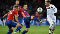 Leverkusen hold on for CSKA draw