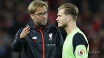Football: Karius is Liverpool's first-choice goalkeeper, says Klopp