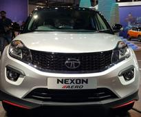 Tata Motors Launched New Versions of the Nexon SUV at the 2018 Auto Expo