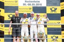 Paul di Resta Wins Second Race on DTM Weekend at Hockenheimring