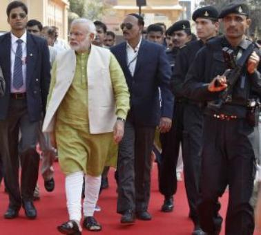 I do not lack political will, PM tells bureaucrats