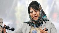 US, China should mind their business: Mehbooba Mufti