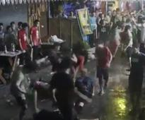 British family savagely attacked by thugs in Hua Hin