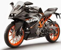 2017 KTM RC 390, RC 200 launched at Rs 2.25 lakh, Rs 1.72 lakh respectively