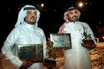 Rich words! Two poets walk away with 1million Dirhams each at Dubai poetry competition