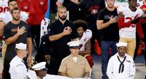 MICHAEL MOYNIHAN: Colin Kaepernick's anthem protest again raises racism issue