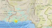 Strong 6.3 quake strikes off coast of Pakistan: US monitors
