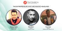 The entrepreneurs who are making headlines