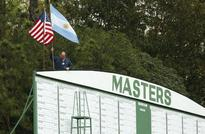 Golf-Mother Nature ready to throw everything at Masters