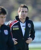 Saints at odds over Stephen Milne's suspension