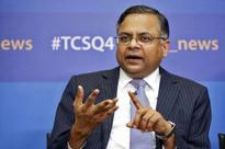 TCS Q1 profit strong at Rs 6,318 crore; N Chandrasekaran flags Brexit fallout