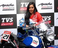 'Motorsport not male