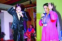 Post-Holi kavi sammelan organised by Benaras Club in Varanasi