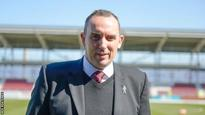 Cobblers chairman calls for patience