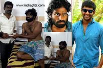 Vishal's life saving help for an actor
