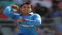 Rashid's magic help Afghanistan rout Windies in St. Lucia
