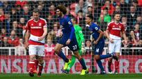 Premier League: Manchester United rise to 5th with clinincal win against Middlesbrough