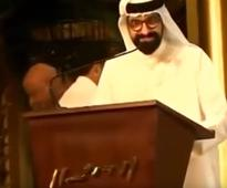 'Jai Siya Ram' video: Indian media spreads fake news on Abu Dhabi Crown Prince