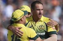 John Hastings replaces rested Mitchell Marsh in Brisbane ODI