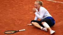 French Open 2016: Unseeded Bertens downs eighth seed Timea Bacsinszky to reach semis