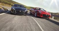 49 Jaguar F-Type: An old-fashioned, loud-as-heck sports car
