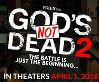 Threat to Freedom Highlighted in God's Not Dead 2′