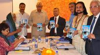Governor releases book on Shri Baba Amarnath