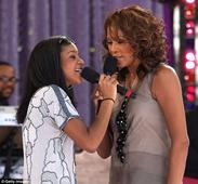 Bobbi Kristina Brown once tried to stab mother Whitney Houston