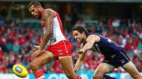 Swans and Dockers out to stake  claim